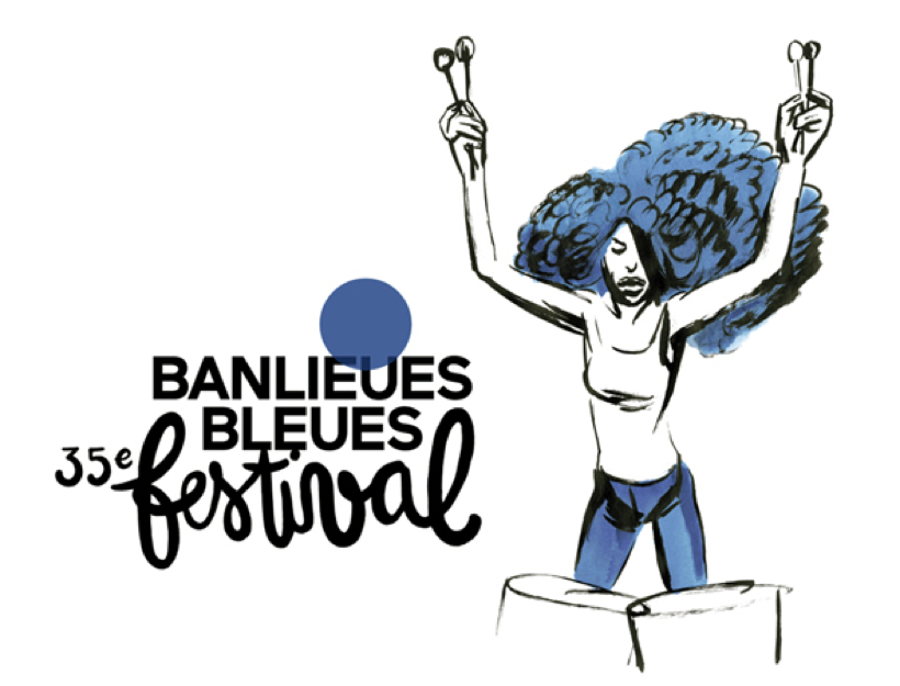 Banlieues Bleues Festival, Saint-Denis, Paris, France