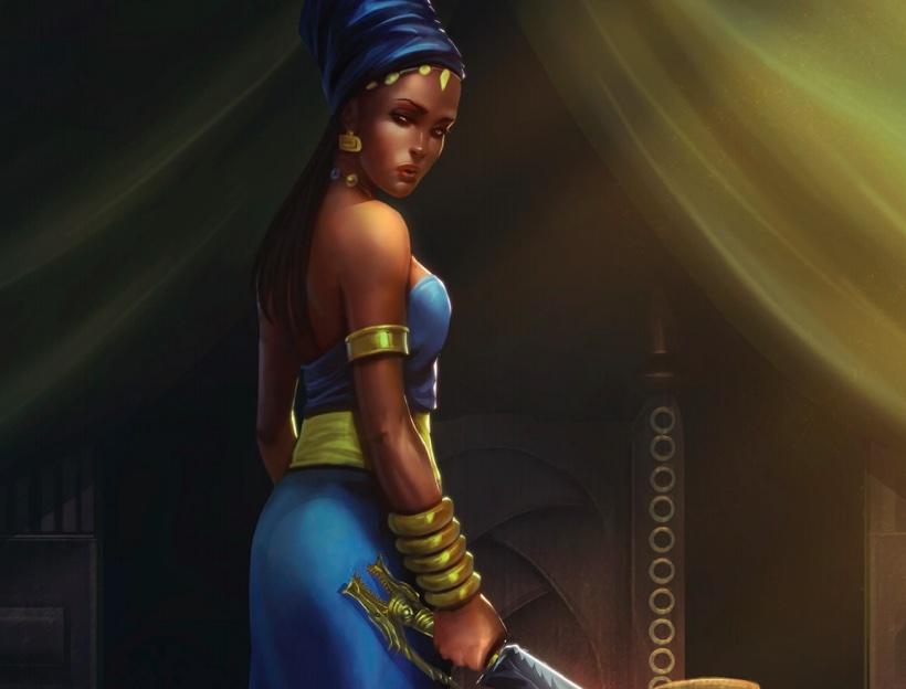 Malika – Warrior Queen: Part Two