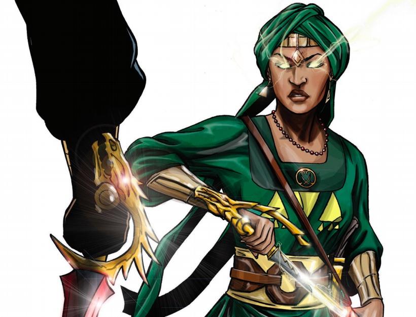 Malika - Warrior Queen: Part Two
