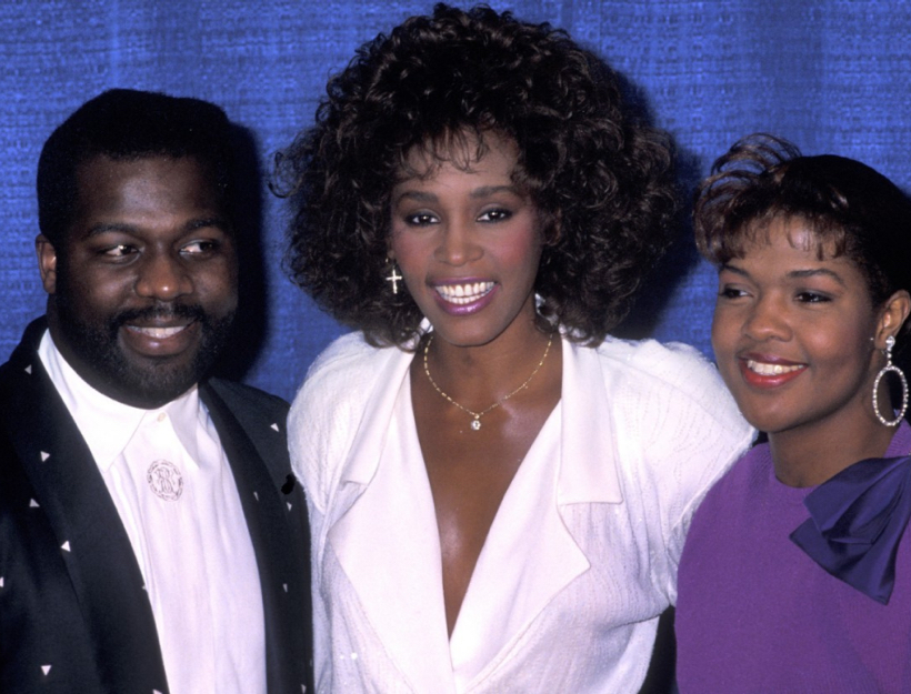 BeBe and CeCe Winans with Whitney