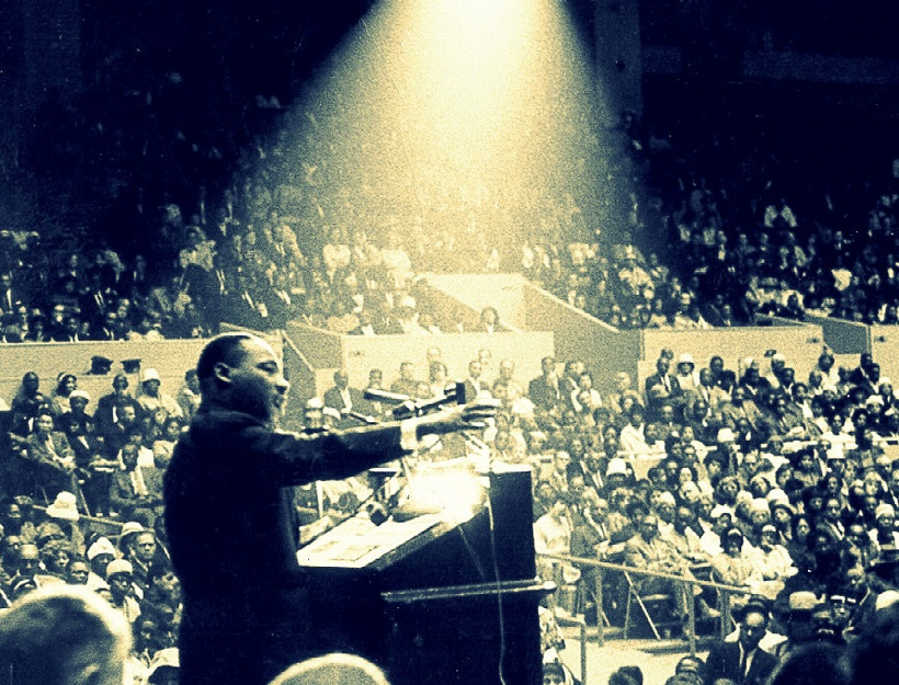"Dr. Martin Luther King Jr's Final Public Address, ""I've Been to the Mountaintop"""