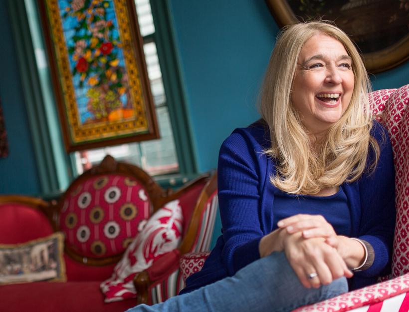 Author, Ann Hood