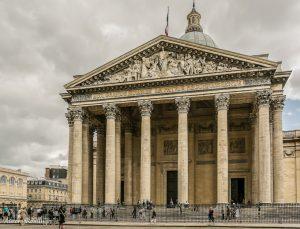 The Pantheon – Paris, France