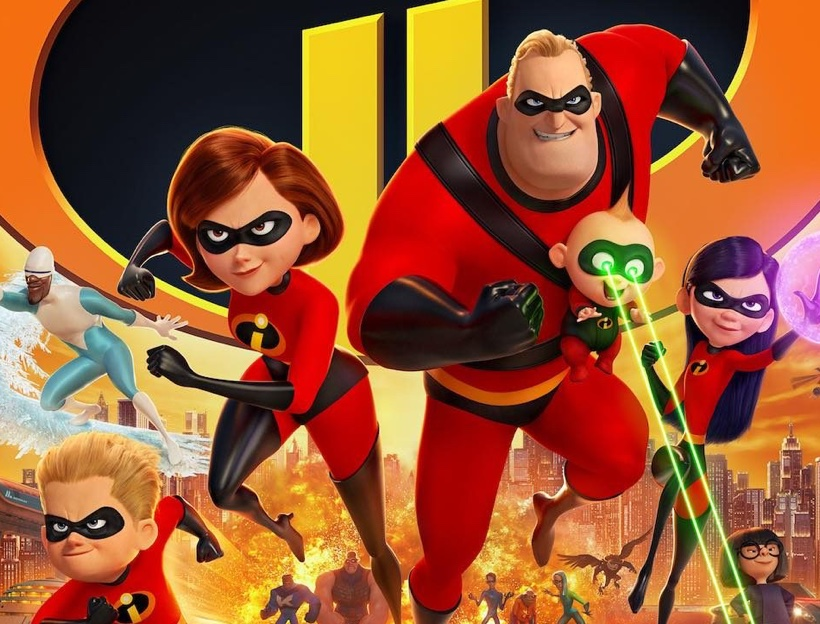 Incredibles 2: Fun For Everyone! – A Movie Review