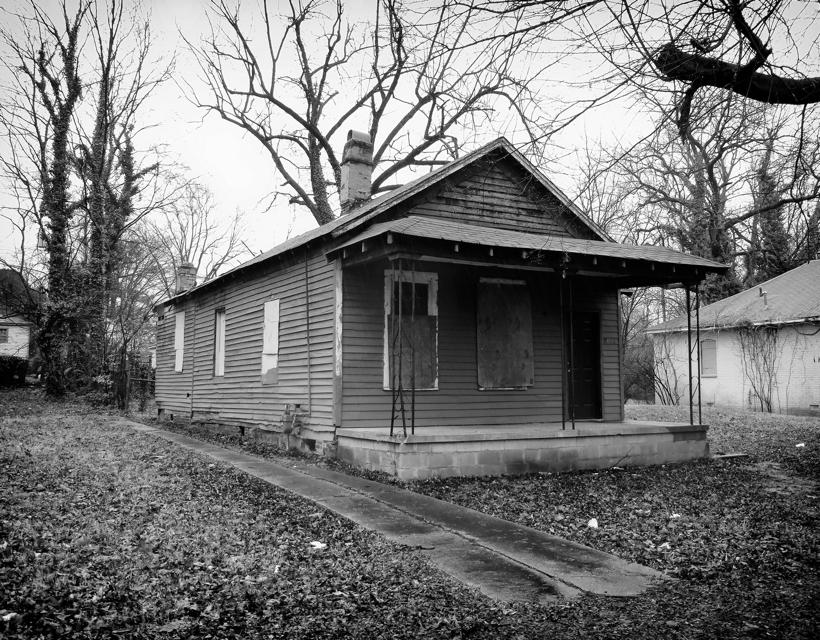 Aretha Franklin's Birthplace, Memphis, TN, USA