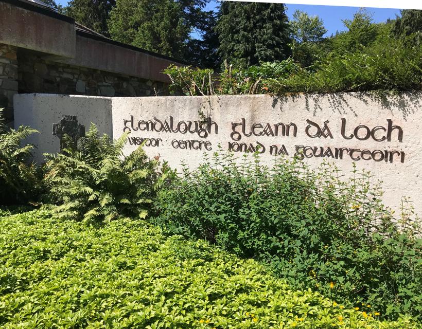 Glendalough Visitor Centre