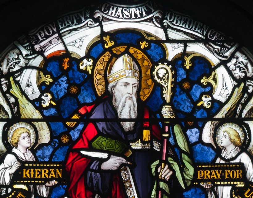 Saints of Ireland: Ciaran of Clonmacnoise