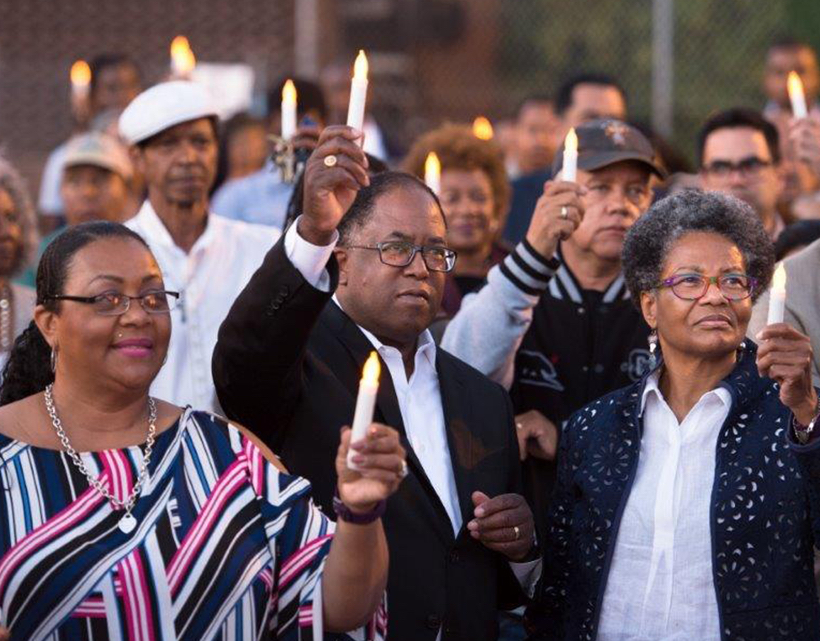 Cultivating the Flame of Hope in Los Angeles