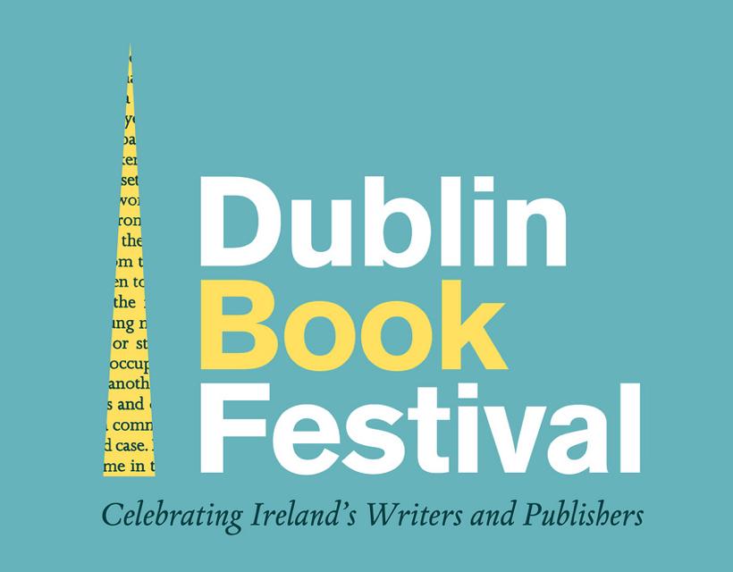 Dublin Book Festival, November 2018