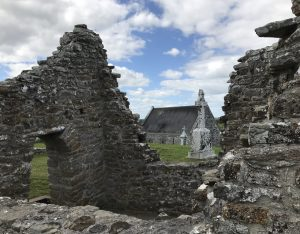 Experiencing Ireland's Sacred Places: Clonmacnoise