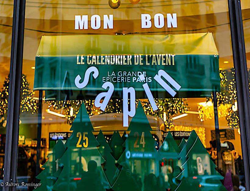 Le Bon Marché, Mon Bon Sapin
