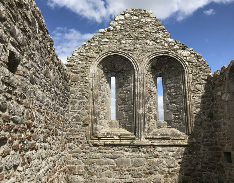 Exploring Ireland's Sacred Places: Clonmacnoise