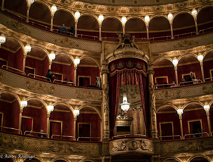 Classic Refinement of Theater
