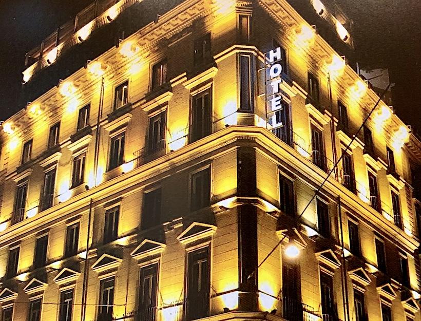credit Romanico Palace