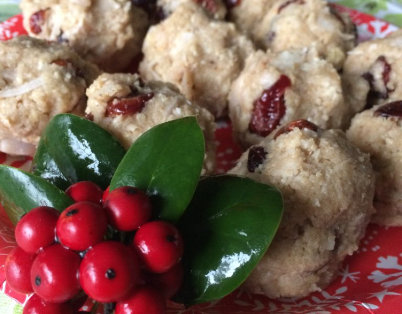 Three Healthy Desserts for the Holidays