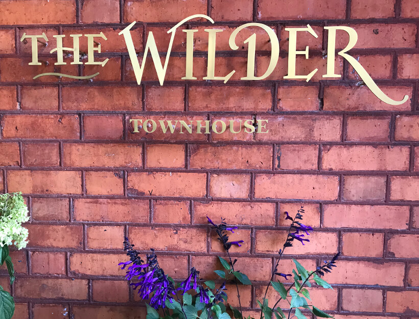The Wilder Townhouse : Dublin, Ireland; Not Your Average Boutique Hotel