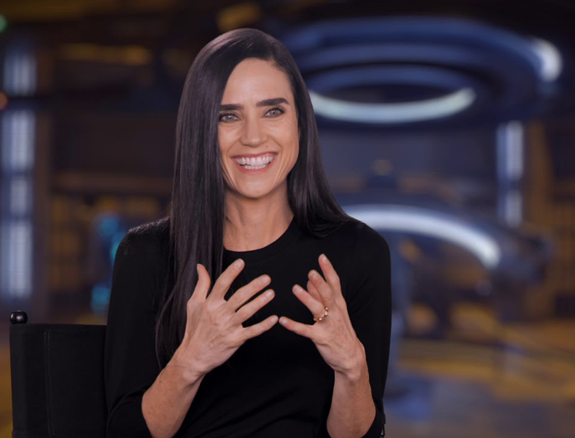 Jennifer Connelly, Chiren in Alita
