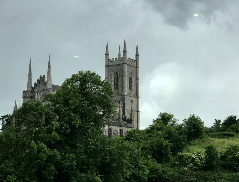 Experiencing Ireland's Sacred Places: Downpatrick, Northern Ireland