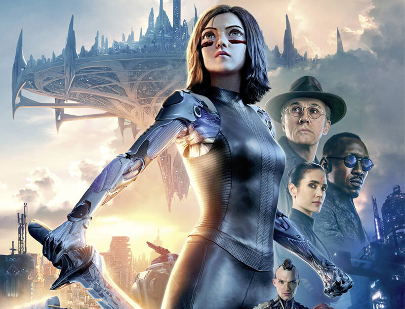 Movie Review – Alita: Battle Angel