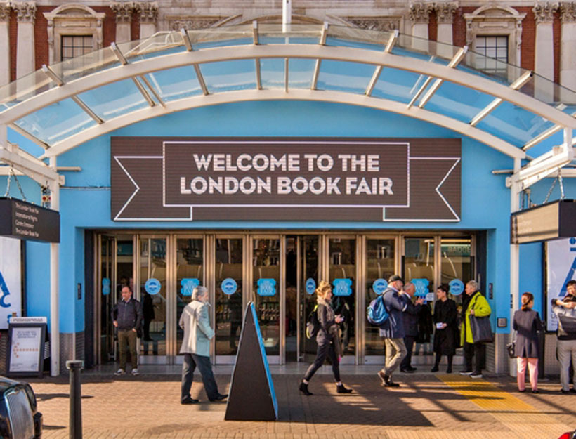 London Book Fair 2019 | Where Books and the Business of Publishing Meet