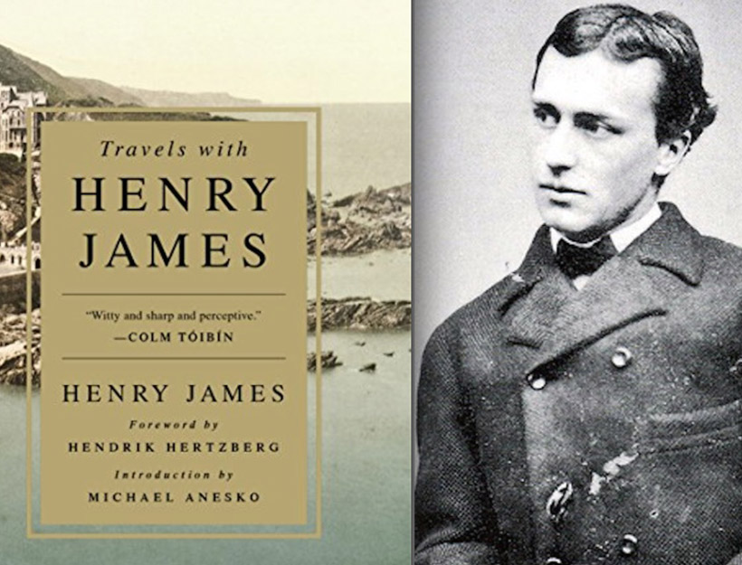 Book Review: Exploring 19th-Century Life | Travels with Henry James