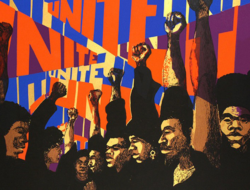 Soul of a Nation: Art in the Age of Black Power 1963-1983, The Broad, Los Angeles
