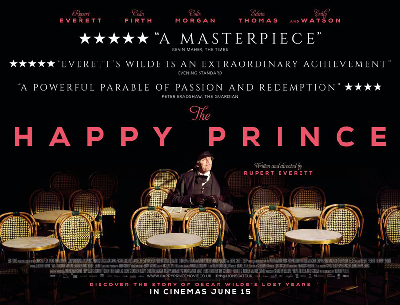 Film Review | The Happy Prince – or The End of Oscar Wilde