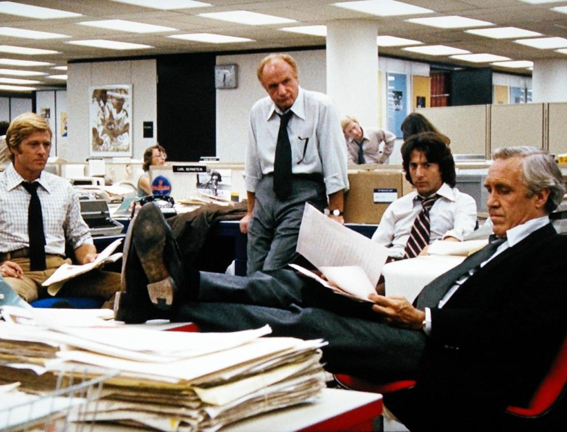 All The President's Men: Film Review
