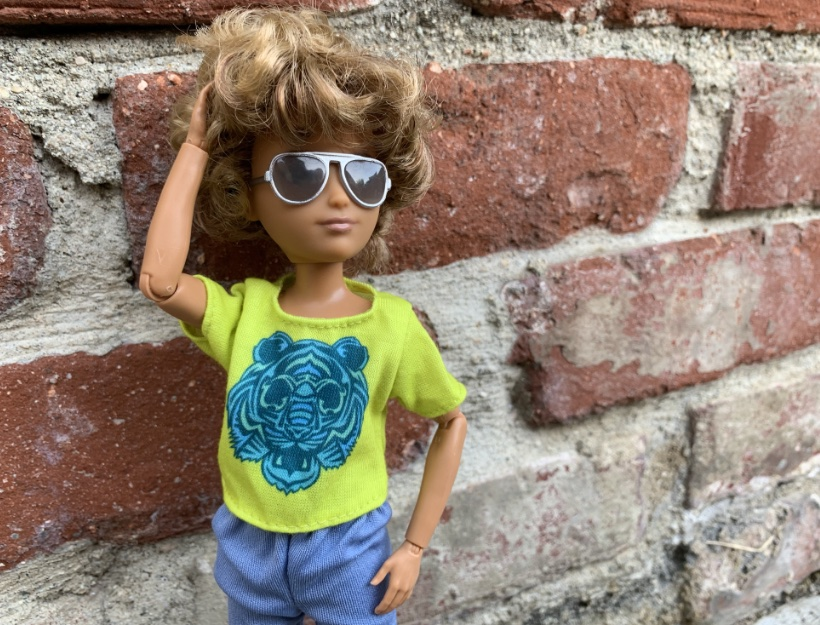 Creatable World: Mattel Releases All-New Gender-Neutral Dolls