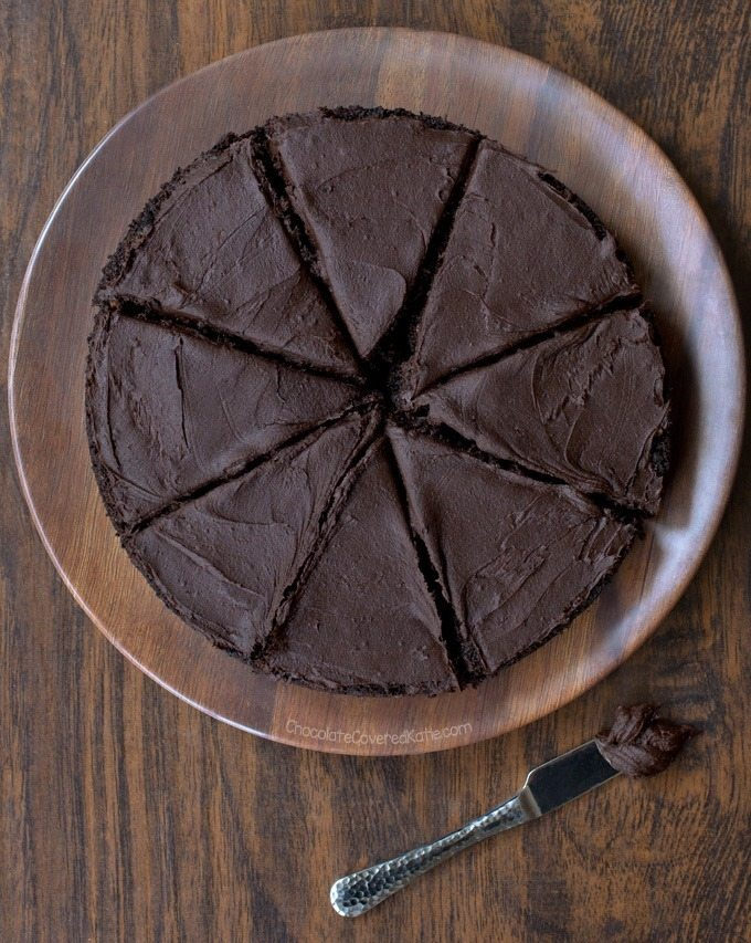 chocolate eclipse cake