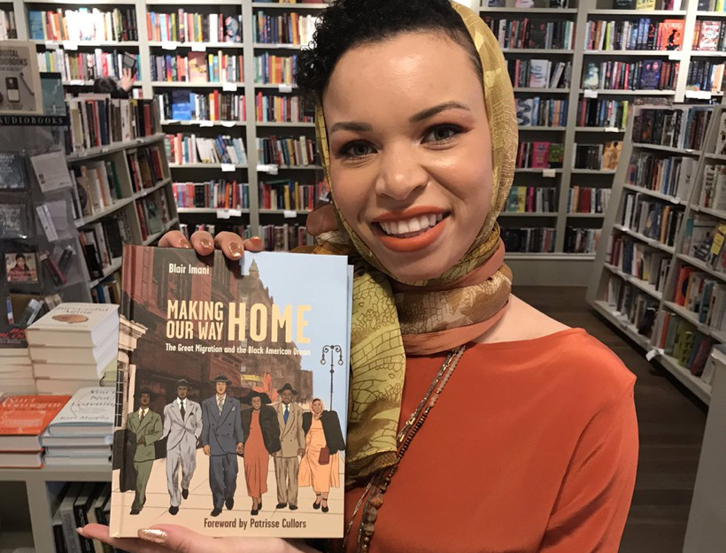 Book Review – Making Our Way Home: The Great Migration and the Black American Dream by Blair Imani