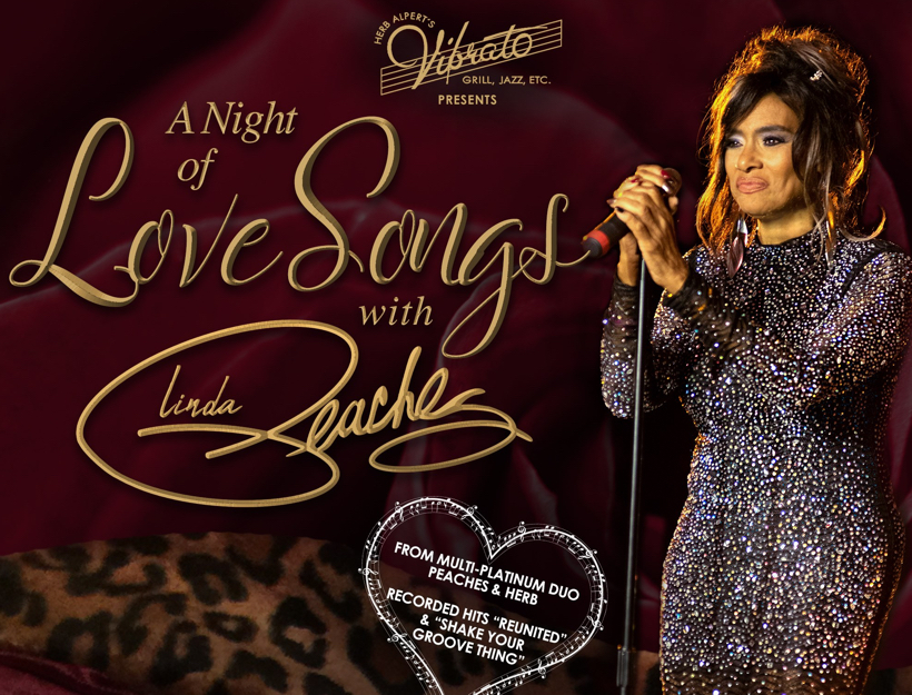 "A Night of Love Songs w/Linda ""Peaches"" Tavani"