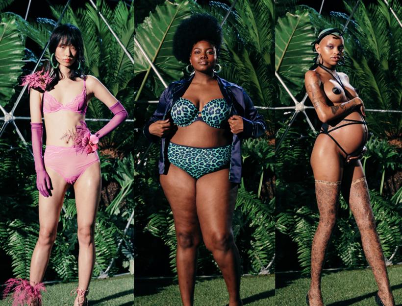 Rihanna Savage x Fenty NYFW Show