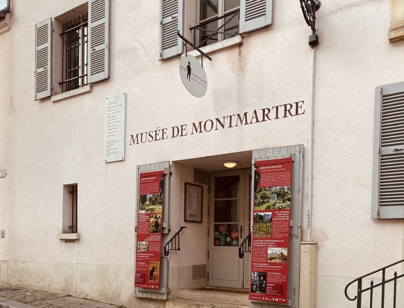 Musée de Montmartre, Paris