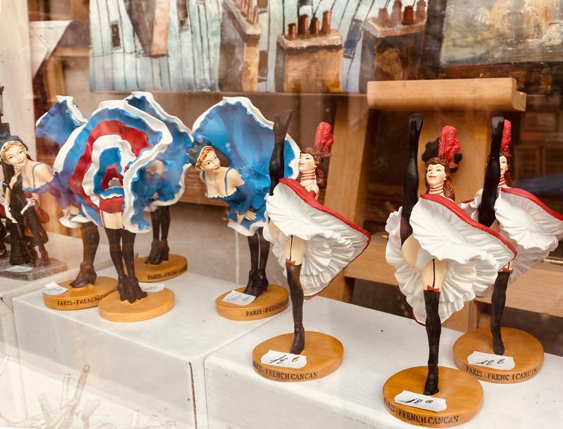 Cancan Souvenirs, Montmartre