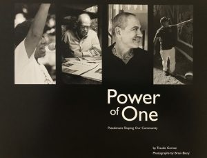 Book Review: Power of One by Traude Gomez, Photography by Brian Biery