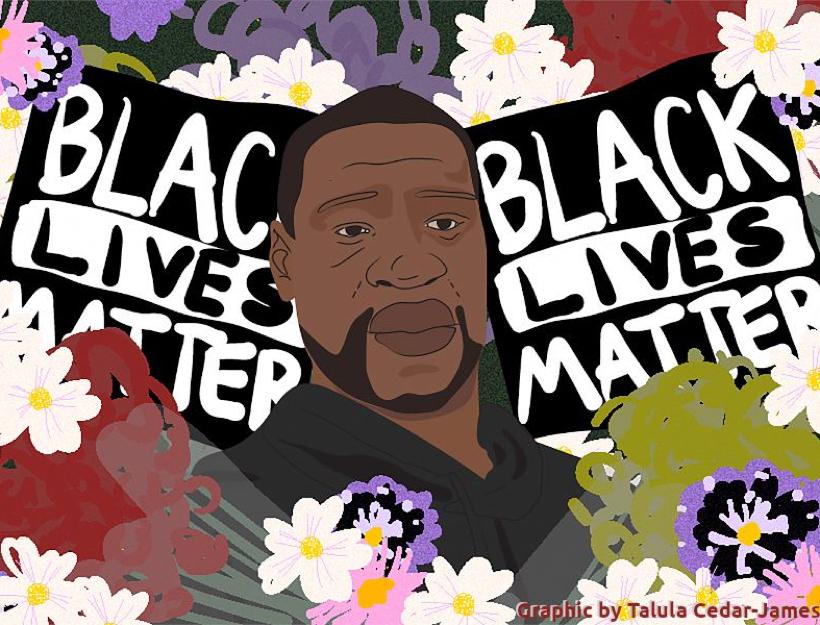 BLM Art by: Talula Cedar-James