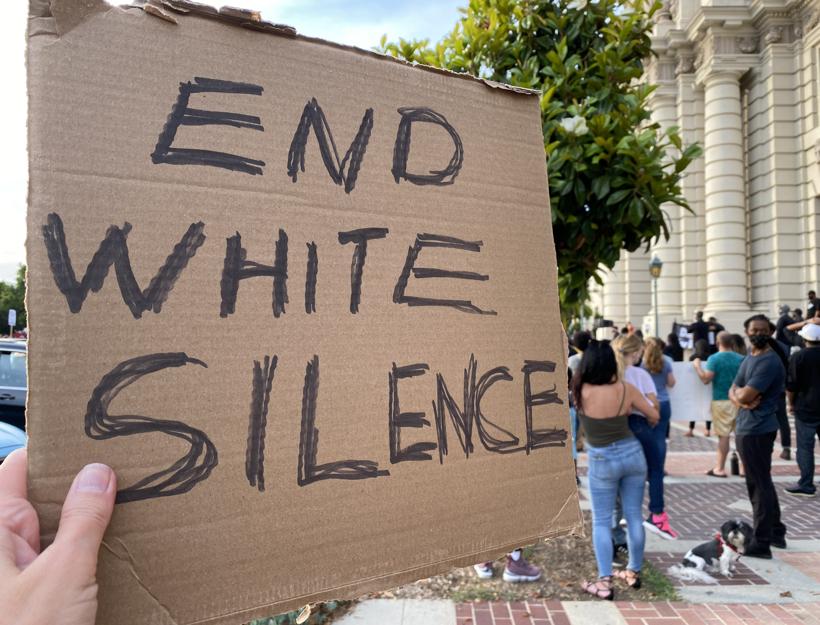 Pasadena City Hall Caravan Protest, 6.2.20