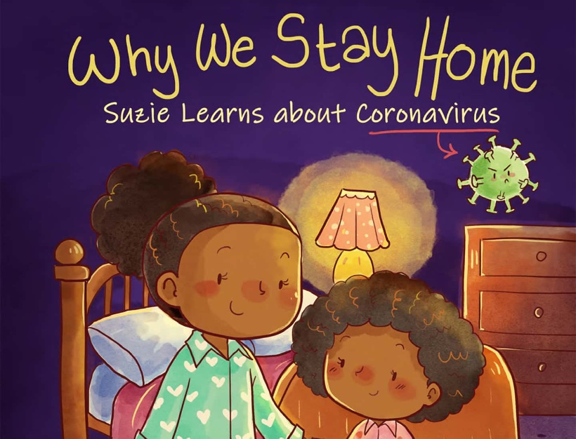 Why We Stay Home: A Free Downloadable Children's Book About Coronavirus
