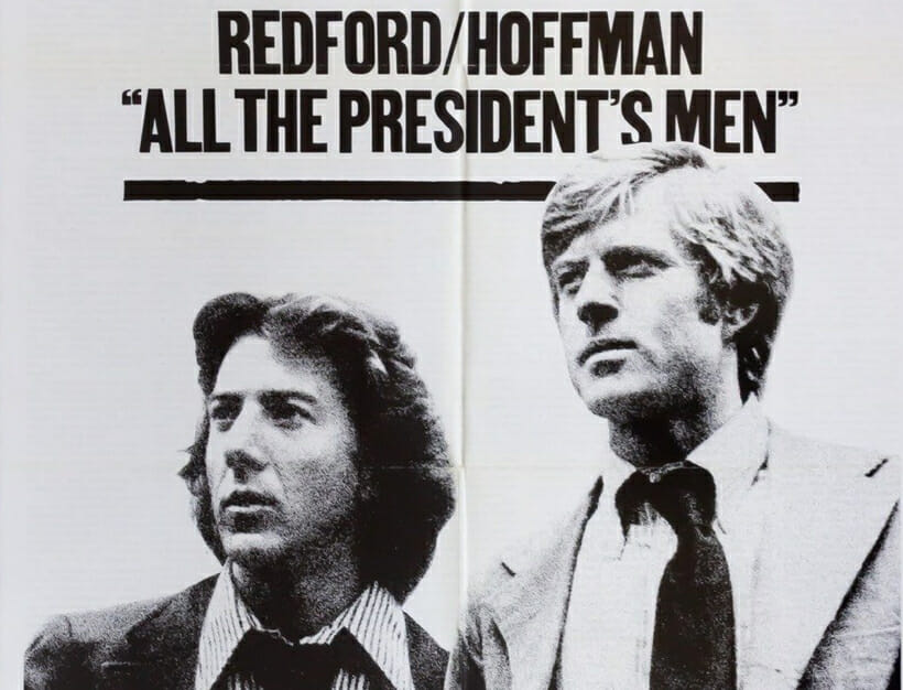 Film Review:  All The President's Men