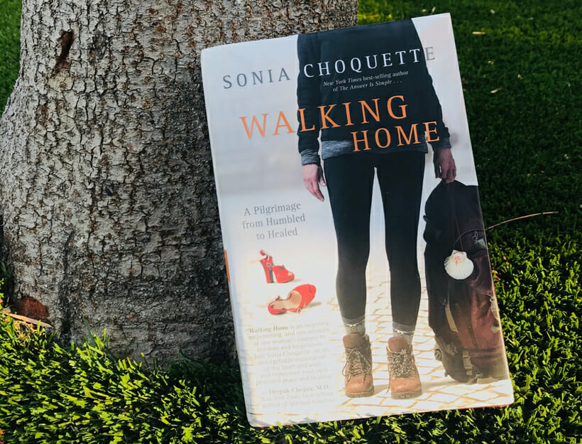 Book Review: Walking Home by Sonia Choquette