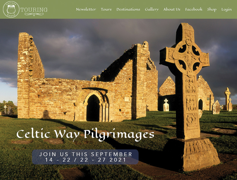 Culture Honey Touring:  An Invitation to Celtic Way Pilgrimages