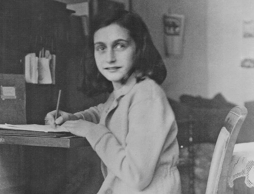 Book Review: The Diary of Anne Frank