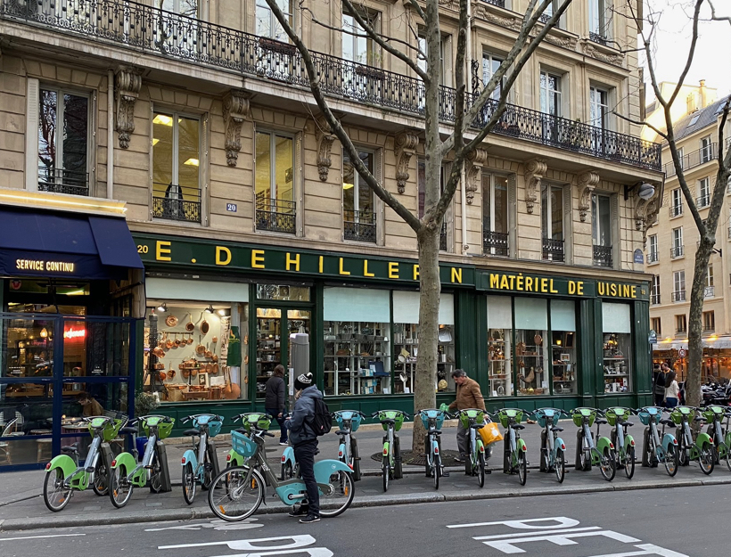 Series:  From Pasadena to Paris – E. Dehillerin Paris – A Home Cook's Pilgrimage