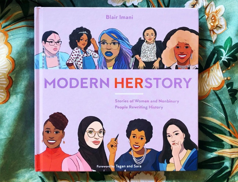 Book Review:  Modern Herstory by Blair Imani