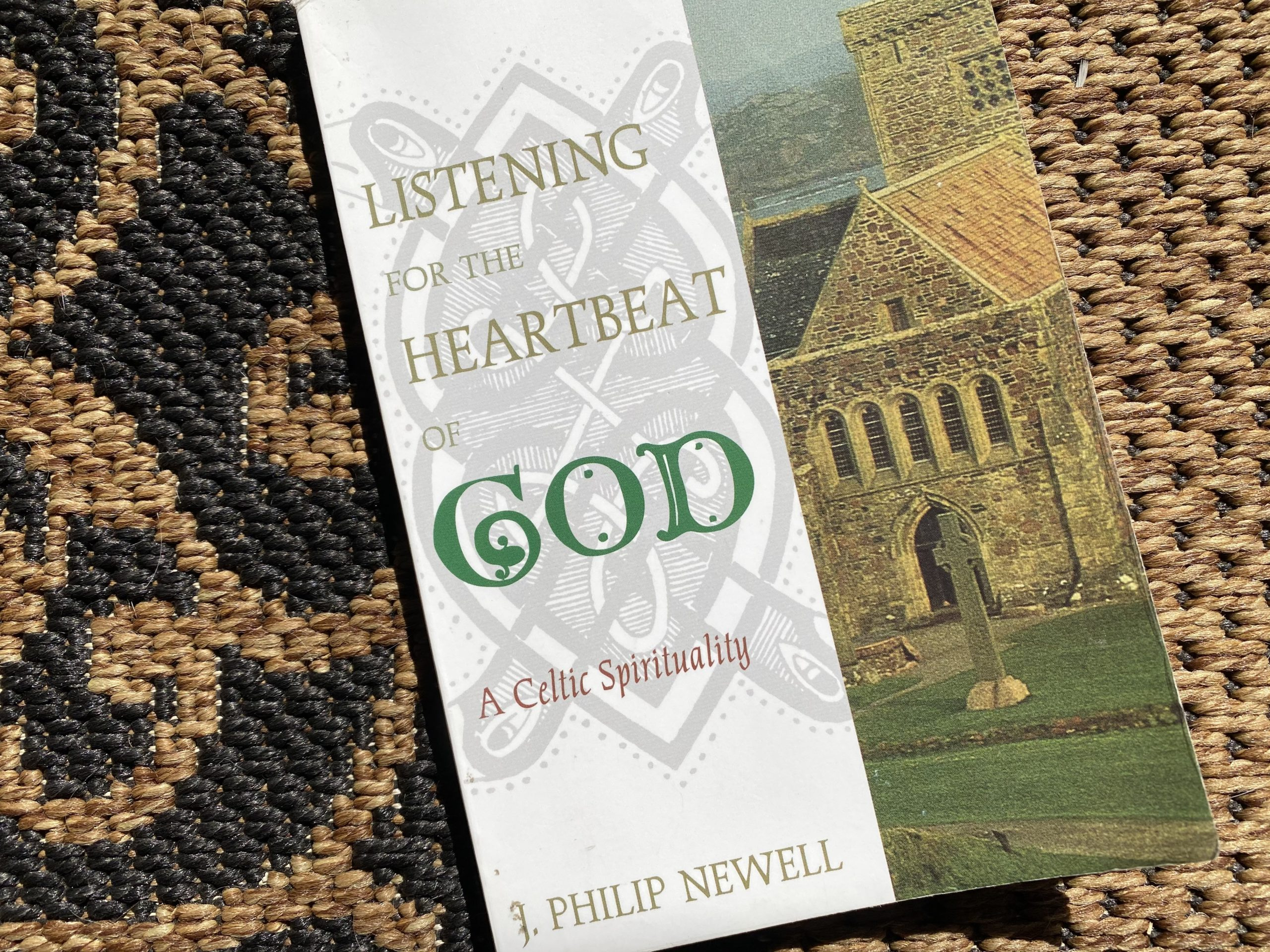 Book Review: Listening for the Heartbeat of God by Rev Dr. J. Philip Newell