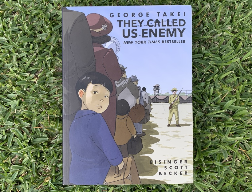 They Called Us Enemy by George Takei – Book Review
