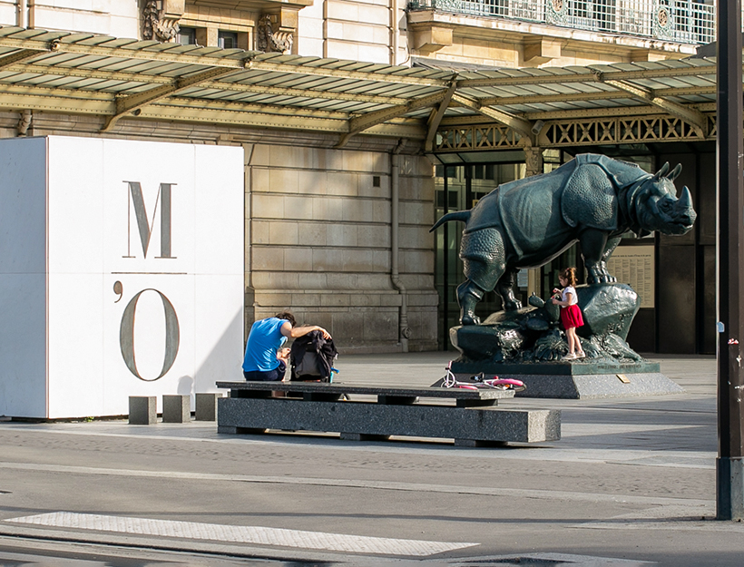 Parisians with children are sensiblily authorised to take an outdoor breather