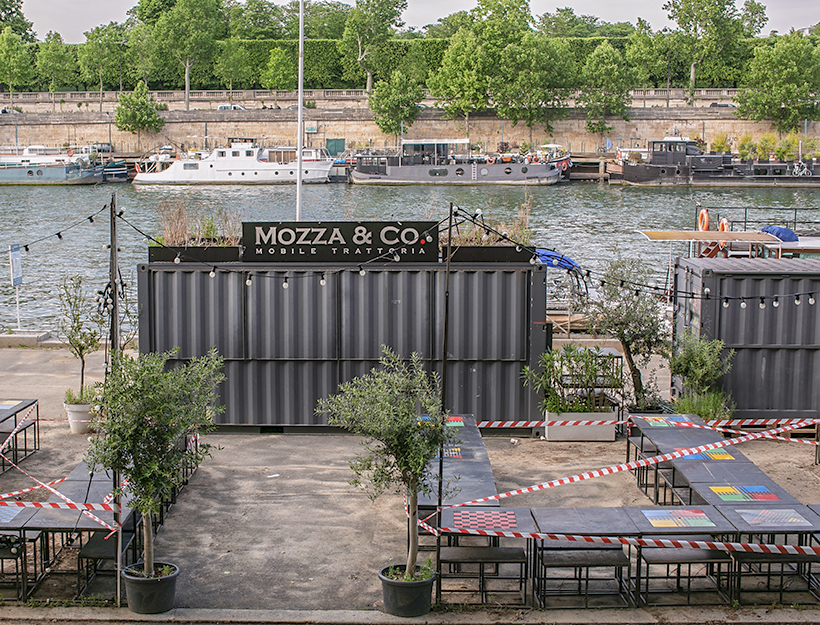 Mozza& CO.it, temporarily imobile, and out of action