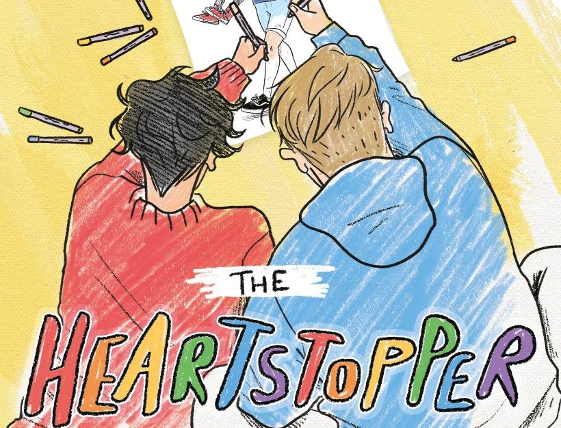 Heartstopper - Graphic Novel Review